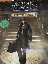 Fantastic Beasts and Where to Find Them Poster Book-NEW-24 posters!