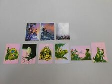1994 The Best of Boris All-Chromium Chase/Subset/ Medallion card lot! See list!
