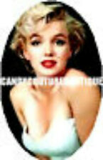 20  WATER SLIDE NAIL ART DECALS MARILYN MONROE  OVAL