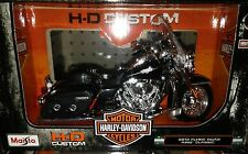 Harley Davidson 2013 FLHRC Road King Classic Motorcycle Die-cast 1:12 Maisto 5in