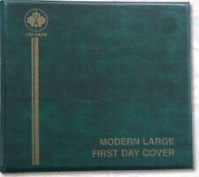 """Unisafe Modern Large """"Dual"""" FDC Album - 100 Cover Capacity!"""