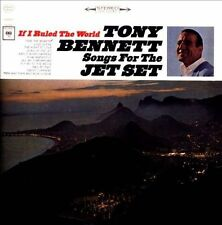 If I Ruled the World: Songs for the Jet Set by Tony Bennett (CD, Aug-2013,...