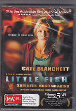 Little Fish - DVD (ICON Region 4) Brand New Sealed