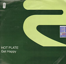 HOT PLATE - Get Happy - Rise