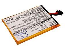 UK Battery for Typhoon MyGuide 4500 SD GPS 3.7V RoHS