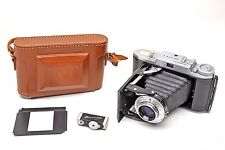 Voigtlander Bessa I 6x9 120 camera+6x4.5 Film Adapter+Rangefinder SET++WORKS