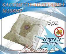 M108MF 5 sacchetti filtro microfibra x Miele White Pearl