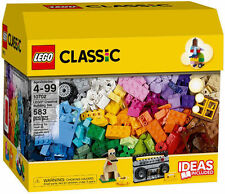 [BKPs] Lego Classic Creative Building Box Set - 583 Pcs (10702)