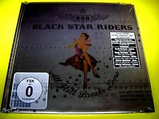 BLACK STAR RIDERS - ALL HELL BREAKS LOOSE | CD/DVD DELUXE EDITION  |  111austria