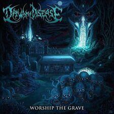 DAWN OF DISEASE - Worship The Grave CD NEU