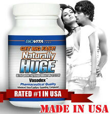 Naturally Huge Growth Transformation System Penis Enlargement Enhancement Pills