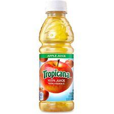 PepsiCo Apple Juice Tropicana 10oz 24/CT Glow Yellow 75717