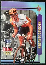 Tour de France  Blauzun  Rabobank      Action Photo Card  Excellent