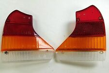 PAIR of 1979-87 Series 3 Jaguar XJ6 + XJ12 TAIL LAMP LENSES - Superb!