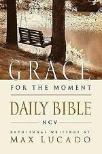 Grace for the Moment Daily Bible: Spend 365 Days reading the Bible with Max Luca