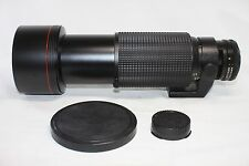Very good++ Tokina AT-X SD 150-500 mm F/5.6 MF Lens for Canon FD