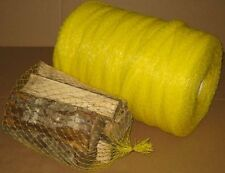 Plastic Mesh Spool for bags For Shellfishf or Firewood