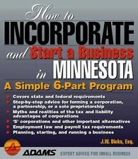 How to Incorporate and Start a Business in Minnesota