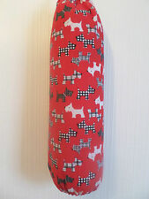 Red Scottie dog Carrier Bag Holder/Dispencer  Homecrafted Shabby Chic