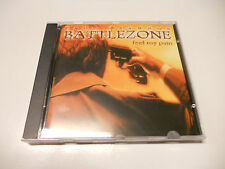 """Paul Dianno's Battlezone """"Feel my pain"""" Ex Iron Maiden cd Zoom records UK"""