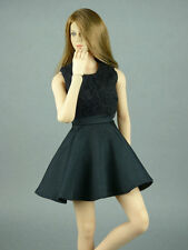 1/6 Phicen, ZC, TTL, Hot Toys, Kumik & NT Clothing - Female Black Party Dress