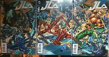 JUSTICE LEAGUE OF AMERICA #1 9-BOOK VARIANT SET! 7 HERO COVERS+JOKER+1ST PRNT!