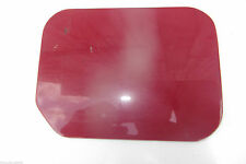 VW VOLKSWAGEN GOLF MK3 PETROL CAP COVER FLAP RED
