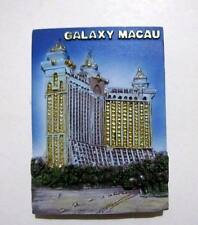 ▓ GALAXY MACAU RESIN FRIDGE / REF MAGNET COLLECTIBLE SOUVENIR