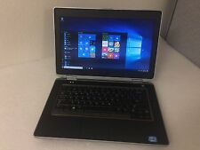 "Dell Latitude E6420 14"" Laptop i7 2.7 GHZ 8GB 256GB SSD WINDOWS 10 PRO Gaming"