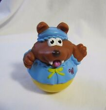 PLAYSKOOL Weebles Weeble Wobble WOLF from RED RIDING HOOD STORY Playschool