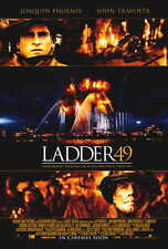 LADDER 49 Movie POSTER B 27x40 John Travolta Joaquin Phoenix Jacinda Barrett