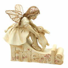 Fairy Wishes By Juliana Friends + Rabbit  Figurine / Ornament.New & Boxed.60500