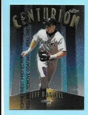 1998 Topps Finest Centurion Jeff Bagwell Astros 482/500