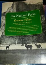 The National Parks Book by Freeman Tilden (paperback 1970) Excellent condition