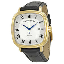 Raymond Weil Maestro Gold PVD Stainless Steel Mens Watch 2867-PC-00659