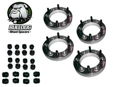 Bulldog Mitsubishi L200 & Challenger Wheel Spacers 4 x 30mm Japanese 6 Stud