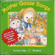 Mother Goose Songs 20 Great Songs for CD Various Artists