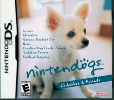 Nintendogs Chihuahua & Friends DS! NDS, DSI, LITE, XL, 3DS! DOGS, PETS, PUPPY