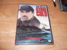 Stone Cold (DVD, 2005) Tom Selleck Drama Movie Based On A Novel by Robert Parker