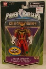 Power Rangers Heroes Series 18 Mystic Force Legends Dragon Force Red Ranger MOC