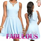 WOMENS DRESS Size 6 8 10 12 STUNNING PARTY FORMAL EVENING SUMMER WEAR CLOTHES