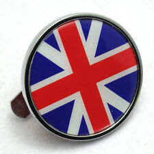 Front Grill Union Jack Emblem Badge For Mini Cooper S One Clubman JWC Countryman
