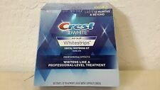 Crest 3D White Professional  Effects Whitestrips (20 pouches/40 strips)  [100c]