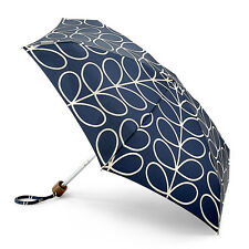 Orla Kiely by Fulton Tiny 2 Umbrella - Linear Leaf