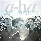 a-ha - Cast in Steel (2015)  CD  NEW/SEALED  SPEEDYPOST