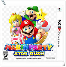 3DS Nintendo Mario Party: Star Rush Nintendo Party Games PREORDER