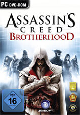 Figuras assassins creed-Brotherhood para PC | mercancía nueva | plenamente cover | completamente en alemán