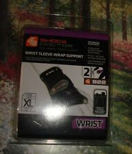 Shock Doctor 822 Wrist Sleeve Wrap Support Left Size XL
