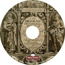 Herbal Remedies and Natural Health {101 Vintage Books} on DVD
