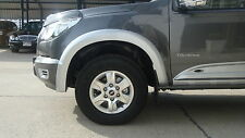 FENDER FLARES FOR CHEVROLET HOLDEN COLORADO 2012
